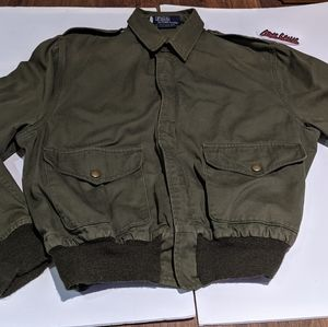 Vintage Polo Army jacket military style
